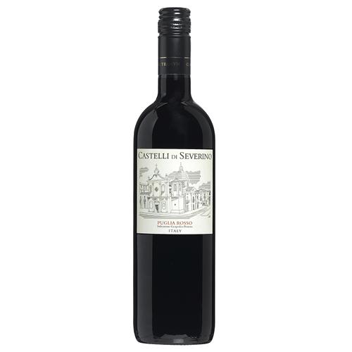 Cantine Teanum Castelli Di Severino Wijn Rosso IGT