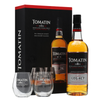 Tomatin Legacy 70cl Geschenkverpakking