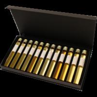 Whiskyproeverij 12 tubes