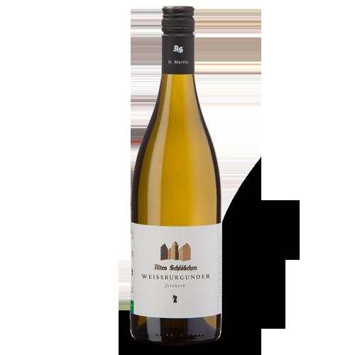 Altes Schlosschen Wijn Weissburgunder