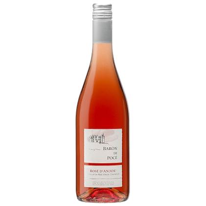 Baron de Pocé AC. Rosé d'Anjou