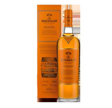 Macallan Editon no 2 70cl