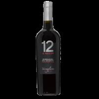 Varvaglione Wijn 12e mezzo Negroamaro