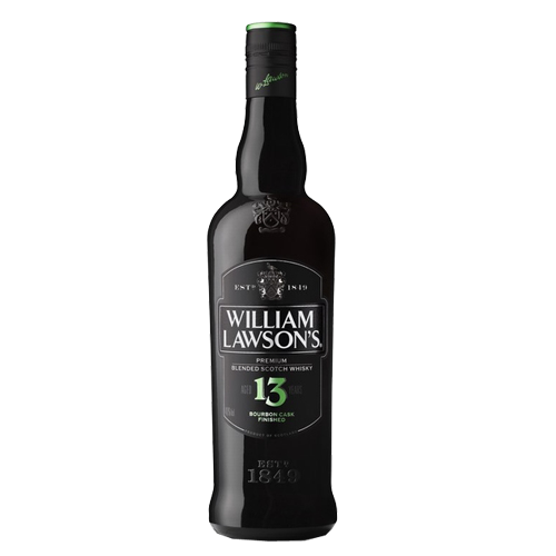 William Lawson 13 years Blended Scotch 70cl