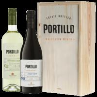 Wijnkist Portillo