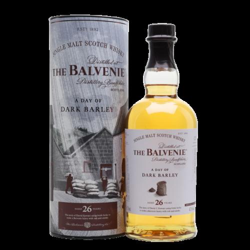 The Balvenie A Day Of Dark Barley